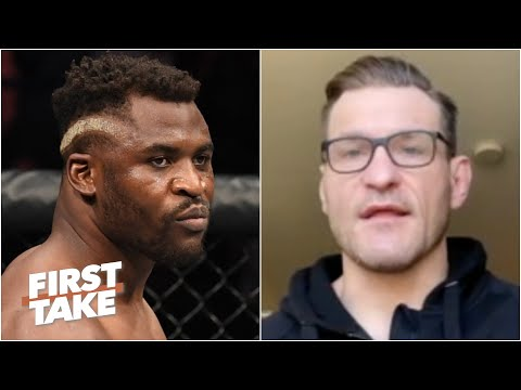 Stipe Miocic is changing his fight strategy for the rematch vs. Francis Ngannou | First Take