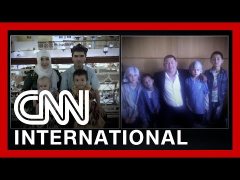 CNN finds stranded Uyghur children in China