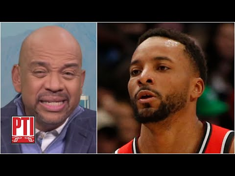 'I don't really understand' the Blazers trading Gary Trent Jr. for Norman Powell – Mike Wilbon | PTI