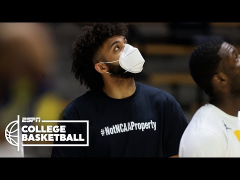 How some athletes are making it clear they're #NotNCAAProperty | College GameDay