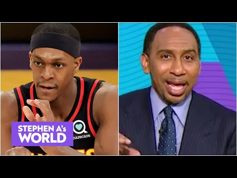 Stephen A: You don't get Rajon Rondo for paper, you get him for rings | Stephen A's World