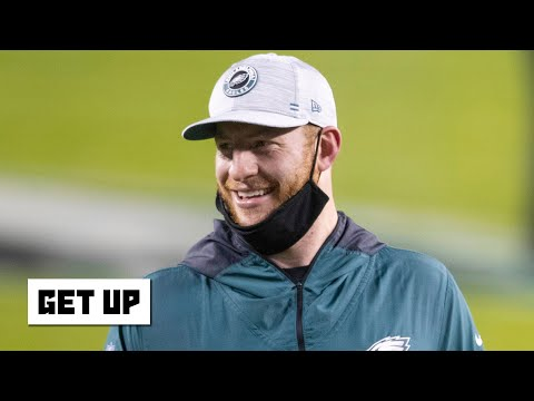 Will Carson Wentz get his career back on track with the Colts? | Get Up