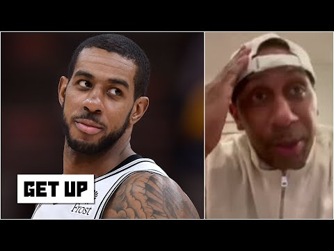 Stephen A. goes off on Twitter after news of LaMarcus Aldridge to the Nets   Get Up