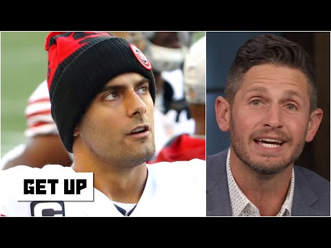 The Patriots shouldn't go get Jimmy Garoppolo due to turnover issues – Dan Orlovsky | Get Up