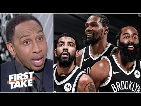 'I blame LeBron James! It's all his fault!' – Stephen A. | First Take