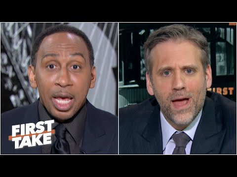 Stephen A. and Max pick the biggest winner from the NFL draft trades | First Take