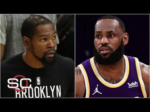 Nets vs. Lakers: Which team has a better roster at full strength?   SportsCenter