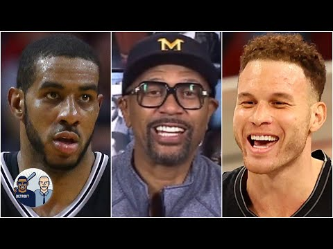Jalen Rose reacts to the Nets signing LaMarcus Aldridge and Blake Griffin | Jalen & Jacoby