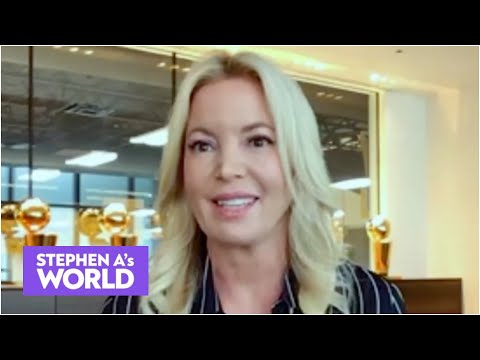 Jeanie Buss reflects on rebuilding the Lakers back to an NBA Championship team | Stephen A's World