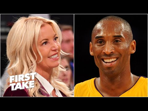 Jeanie Buss telling the Nets to 'bring it on' embodies the 'Mamba Mentality – Perk   First Take