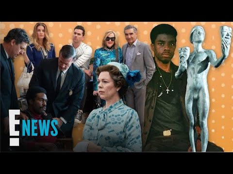 2021 SAG Awards: By the Numbers | E! News