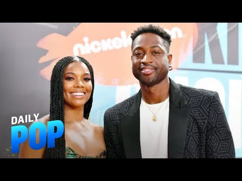 Gabrielle Union's Step-Kids Didn't Understand Why She Kept Working | Daily Pop | E! News