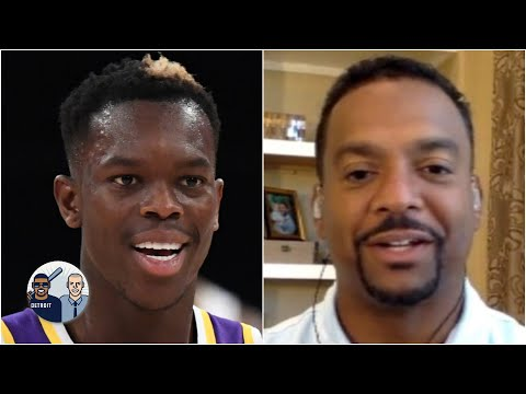 Alfonso Ribeiro isn't worried about the Lakers down the stretch | Jalen & Jacoby