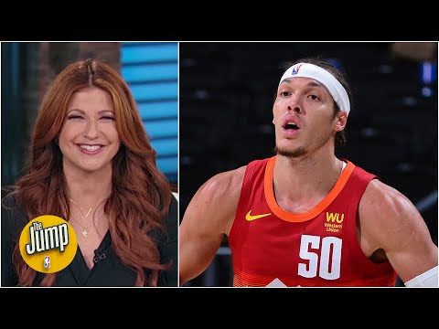 The reason behind Aaron Gordon's new jersey number is 'next-level petty' – Rachel Nichols   The Jump