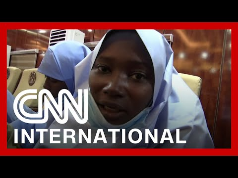 Released Nigerian schoolgirl recounts harrowing kidnapping