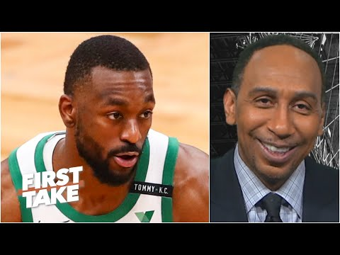 Stephen A. gives Kemba Walker credit for the Celtics' win vs. the Clippers | First Take