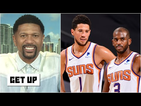 Jalen Rose says it's time to pay attention to how successful the Phoenix Suns have been | Get Up
