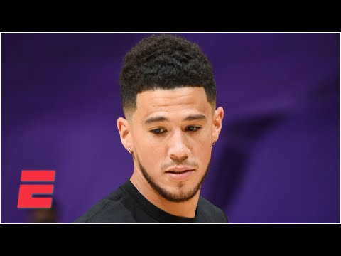 Will Devin Booker try to force a trade to the Knicks? | KJZ