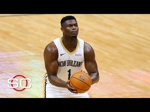 Zion was getting up shots after Pelicans-Bulls and that says something – Andrew Lopez | SportsCenter