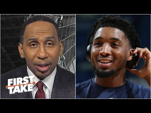 The road to the NBA Finals will go through the Utah Jazz – Stephen A. is impressed | First Take