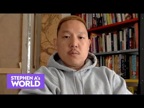 Eddie Huang on the message behind 'Boogie' | Stephen A's World