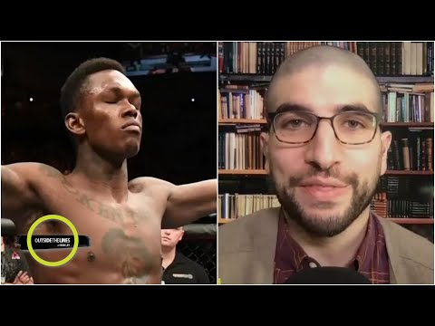 Ariel Helwani on Israel Adesanya ahead of UFC 259 | Parting Shots | Outside the Lines