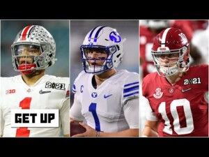 What are the best NFL comparisons for the top QB draft prospects? | Get Up