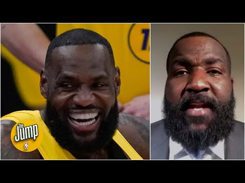 Reacting to LeBron James sitting out the whole second half of the 2021 All-Star Game | The Jump