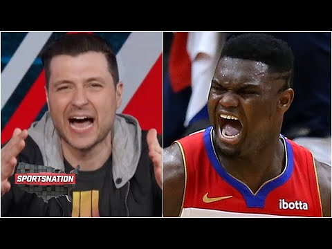 SportsNation | Arda Öcal gets a Zion Williamson dunk in his first NBA Top Shot pack
