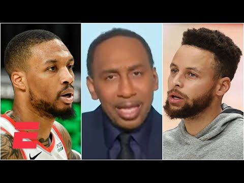 Stephen A. breaks down NBA title hopes for Damian Lillard, Steph Curry and the Phoenix Suns | KJZ