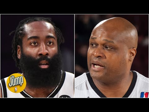 James Harden responds to Antoine Walker criticizing his style of play | The Jump