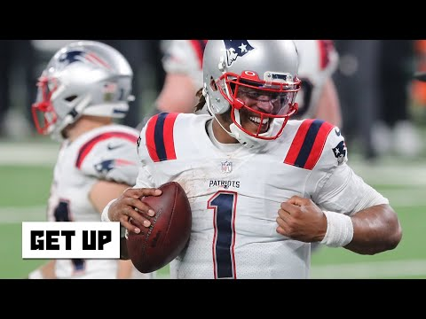 Are the Patriots now locked in to Cam Newton as their starter? | Get Up