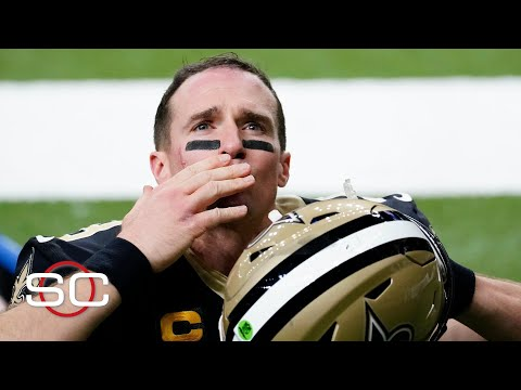 Drew Brees announces his retirement from the NFL after 20 seasons | SportsCenter