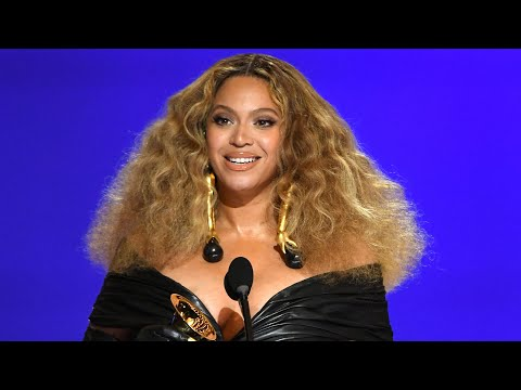Beyonce Breaks Record for Most Grammy Wins of Any Singer Ever