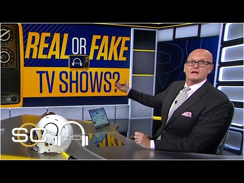 SVP, Stanford Steve play 'Real or Fake TV Shows'   SC with SVP