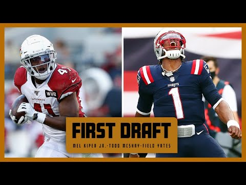 NFL Free Agency, Drew Brees retirement & Kenyan Drake to the Raiders! | First Draft