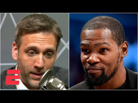 What is going on with Kevin Durant? | The Max Kellerman Show