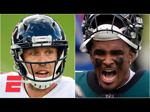 Reacting to the Eagles being in trade talks with the Bears to bring back Nick Foles | KJZ