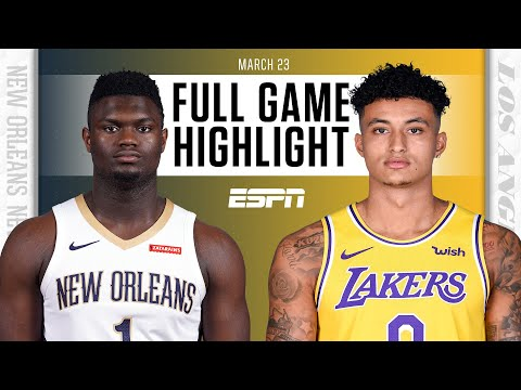 The Pelicans blow out the Lakers without LeBron & Anthony Davis [FULL GAME HIGHLIGHTS] | NBA on ESPN