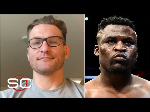 Stipe Miocic says being the underdog vs. Francis Ngannou at UFC 260 motivates him | SportsCenter