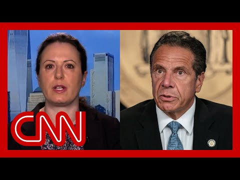 Haberman: Andrew Cuomo knows he's in trouble
