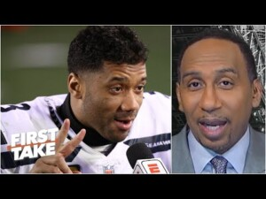 'Russell Wilson should want to go to the Dallas Cowboys' – Stephen A. | First Take
