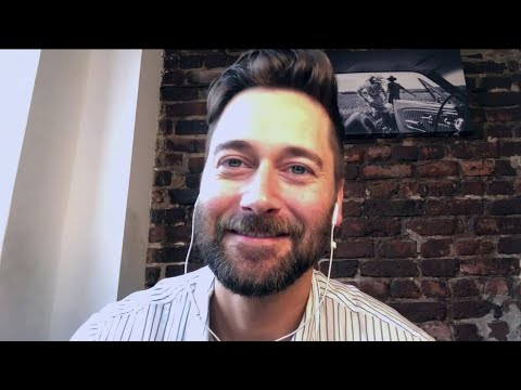 """Ryan Eggold Tells How """"New Amsterdam"""" Takes on COVID-19"""