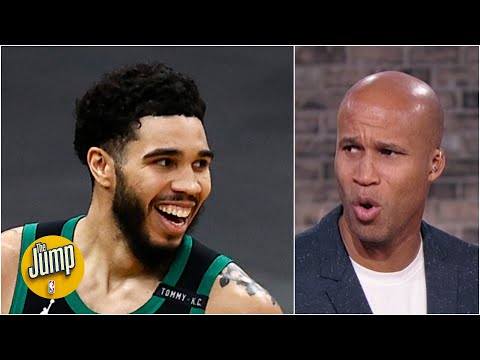 Jayson Tatum 'took over' and that's why I still believe in Celtics – Richard Jefferson | The Jump