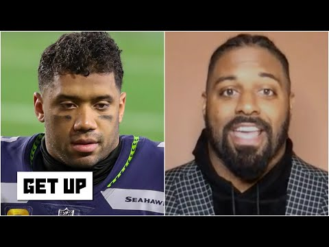 Cam Jordan can envision Russell Wilson in a Saints uniform | Get Up