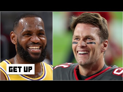 Do LeBron James and Tom Brady's careers show age is just a number in sports? | Get Up