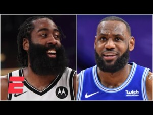 James Harden is leading the NBA MVP race – JWill | KJZ