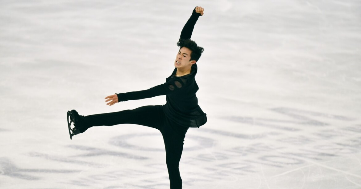 Nathan Chen captures his third consecutive World Figure Skating Championships title