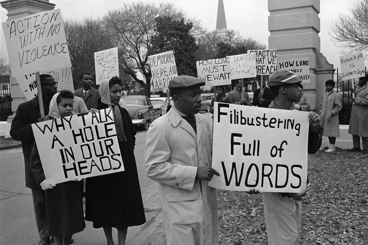 The Filibuster's Ugly History and Why It Must Be Scrapped