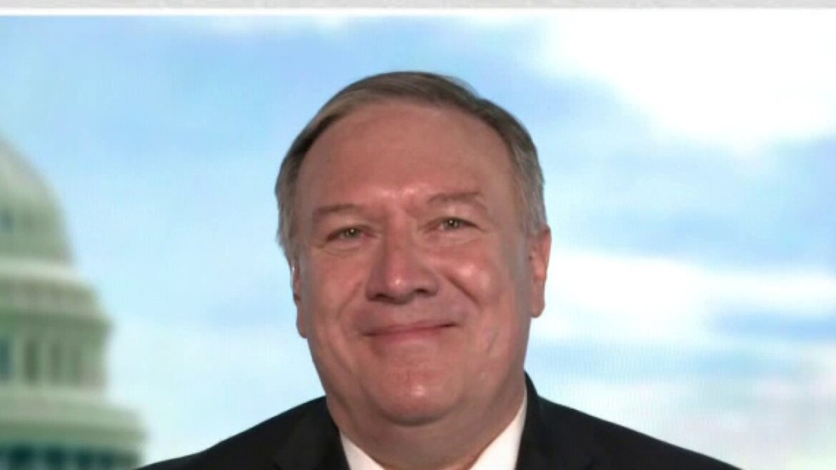 Pompeo responds to speculation about 2024 presidential run: 'Always up for a good fight'